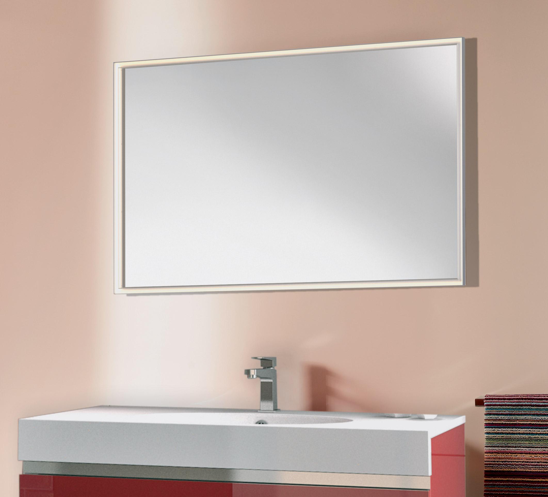 Reflet Triptyque, Miroirs et armoires de salle de bain par Grandbains.