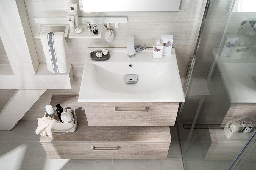Unique - Onde, Meubles gain de place de salle de bain par ...