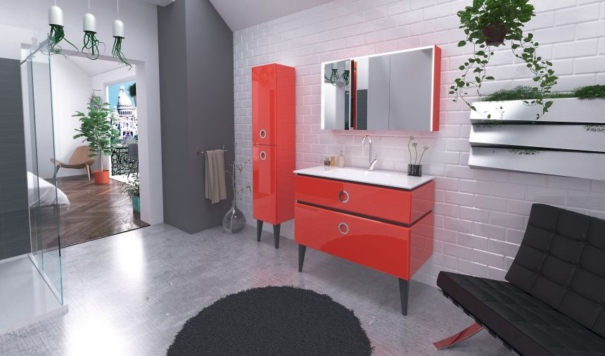 Petite Salle De Bains : 10 Solutions Gain De Place Pour Aménager Votre Petit  Espace