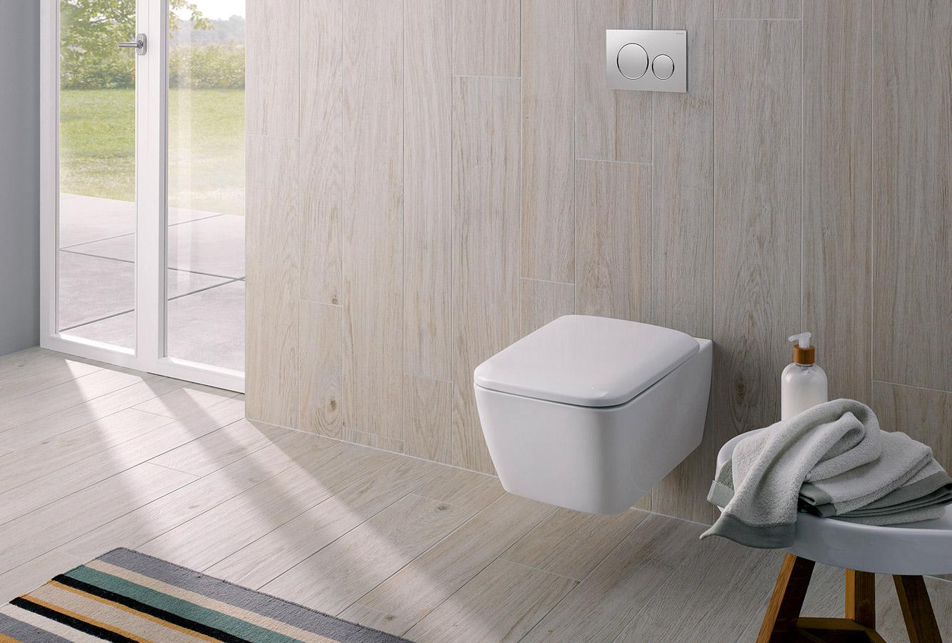 Wc Suspendu 4 Pieds wc avec bride et wc sans bride : quelles différences ?